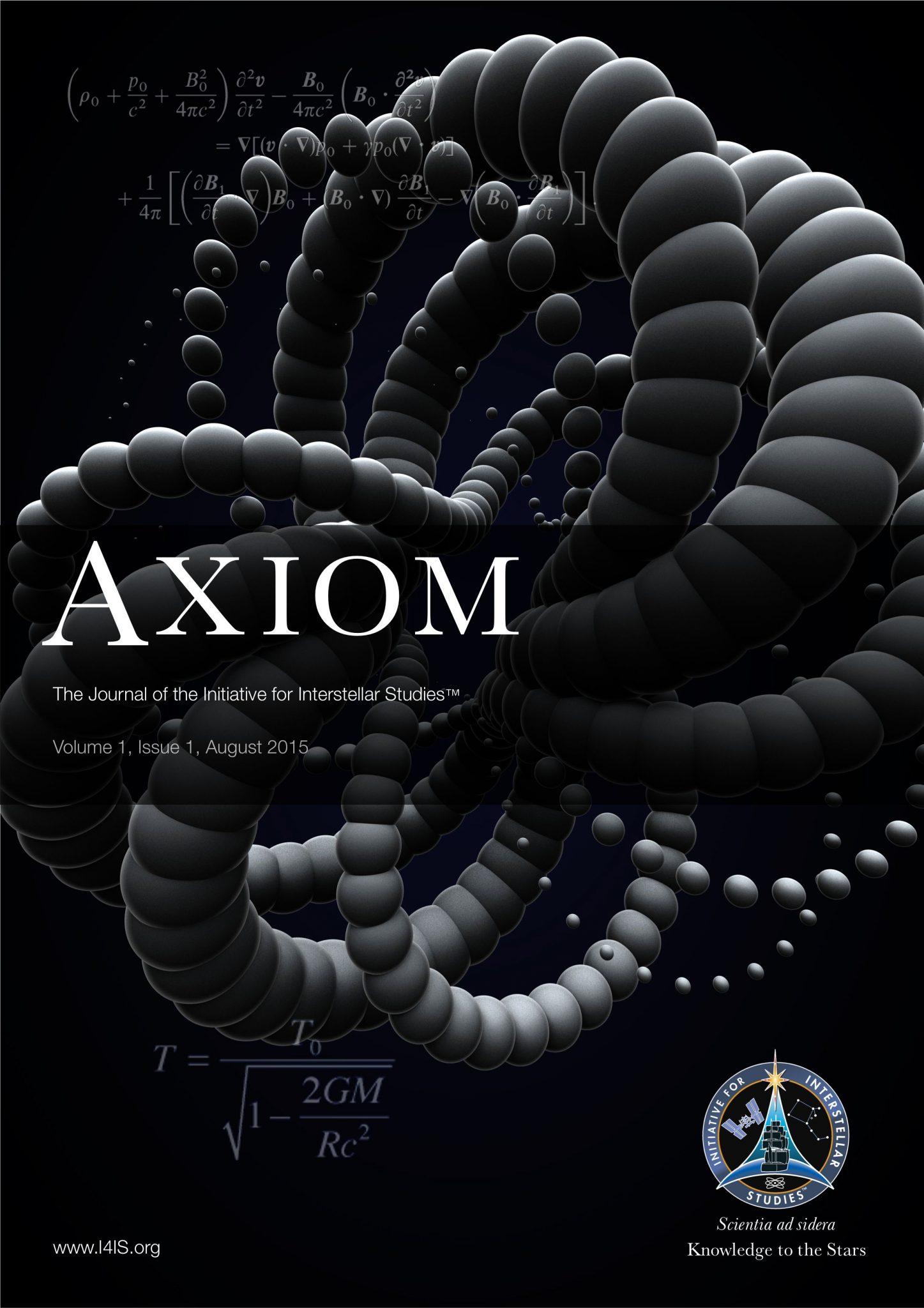 Axiom 1