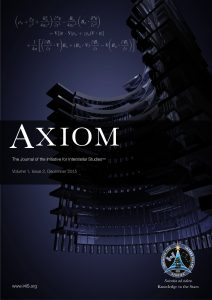 Axiom volume 1 issue 2 cover