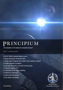 Principium 11 cover