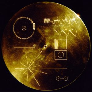 The Voyager record