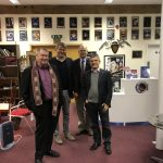 Pete Worden visits i4is HQ
