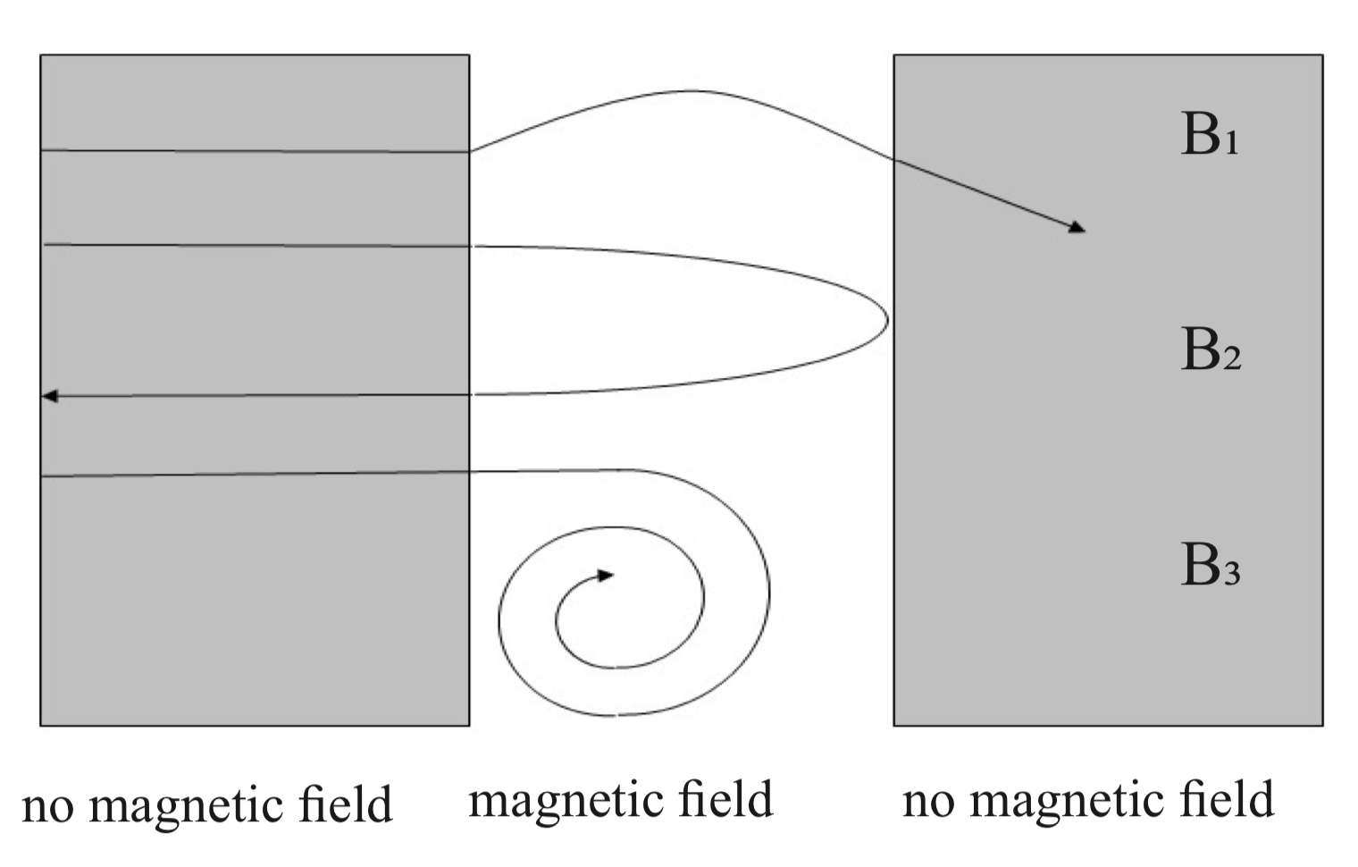 Magnetic Field Trajectory
